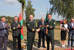 Открытие в Могилевском лесхозе тепличного комплекса нового поколения